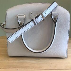 Kate Spade Off White Handbag